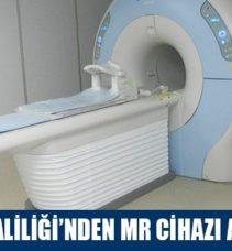 Bayburt Valiliği MR cihazı Hakkında Açıklama Yayınladı
