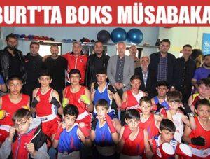 Bayburt ve Trabzon Dostluk Maçı