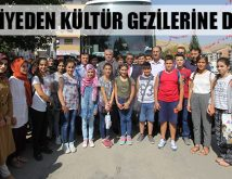 Belediyeden Kültür Gezilerine Destek