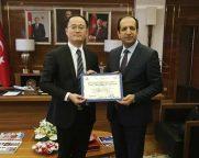 Huawei, bilişim sektöründe AEO sertifikası alan ilk şirket oldu