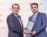 SOCAR Türkiye, Altın Vana ödülüne layık görüldü